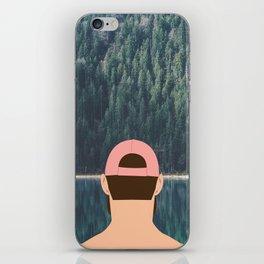 > line iPhone Skin