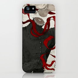The Headless Woman iPhone Case