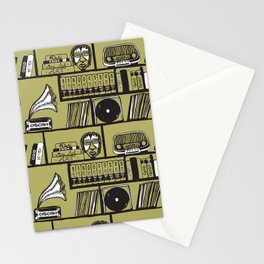 Book Case Stationery Cards