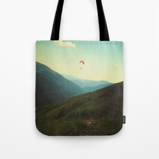 A solitary moment Tote Bag