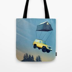 Darling, time to move on... Tote Bag