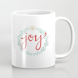 Holiday Joy Coffee Mug