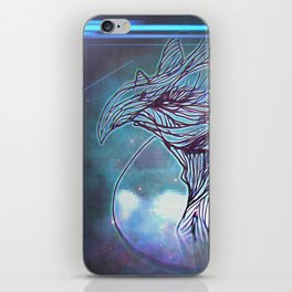 Fly Bird iPhone Skin