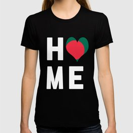 Bangladesh Is My Home Tee Shirt T-shirt