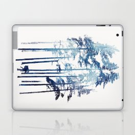 Winter Wolf Laptop & iPad Skin
