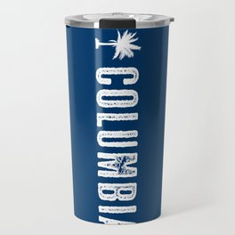 Columbia, South Carolina Travel Mug