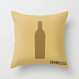 Shameless - Minimalist Throw Pillow