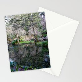Alfred Nicholas Memorial Gardens, Sherbrooke, Victoria Stationery Cards