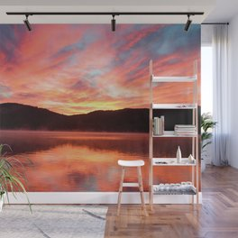 Angels in the Morning: Sunrise Wall Mural