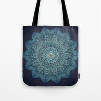 lace Tote Bags featuring LACE by Monika Strigel