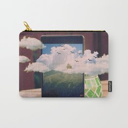 Manipulation Carry-All Pouch