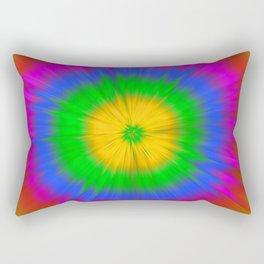 Colorful explosion Rectangular Pillow