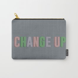 Change up - Pastel Carry-All Pouch