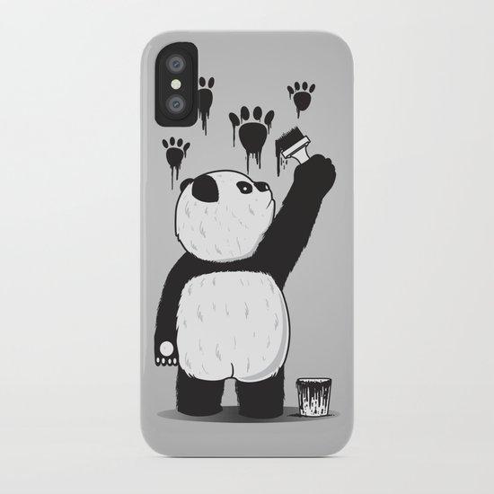 Pandalism iPhone Case