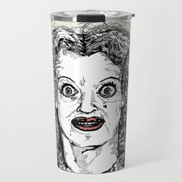 what ever happened to baby jane? Travel Mug
