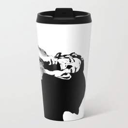 Lila Crane Travel Mug