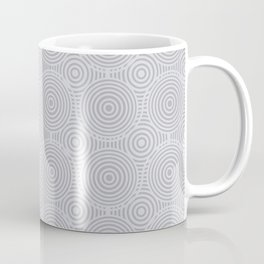 Guilloche of the Marble Coffee Mug