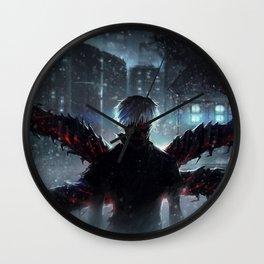 Ken Kaneki Wall Clock