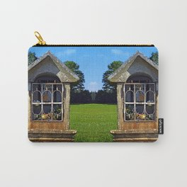 Christian cultural heritage | architectural photography Carry-All Pouch