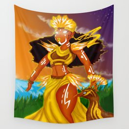 Oshun Wall Tapestry