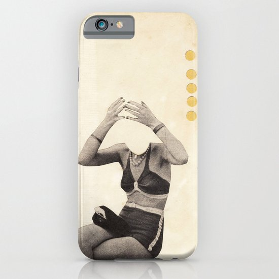 Losing my Head iPhone & iPod Case