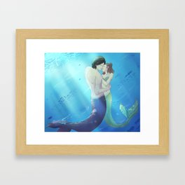 There's a place for us Framed Art Print