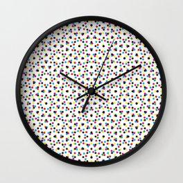 Moare Wall Clock