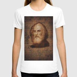 Henry Wadsworth Longfellow T-shirt