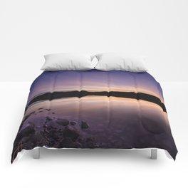 Pahranagat National Wildlife Refuge Sunset #2 Comforters