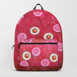 Spring Flowers Backpack