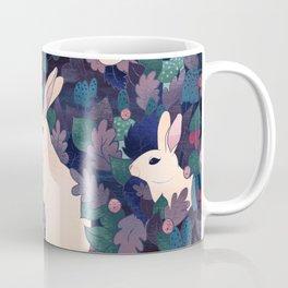 Rabbits Coffee Mug