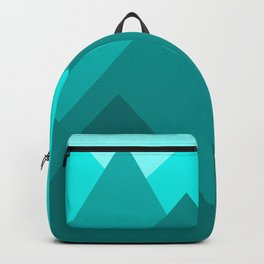Simple Montains Backpack