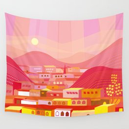 Cananea Wall Tapestry