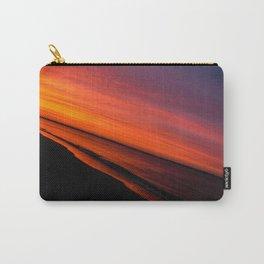 Violent Orange Carry-All Pouch