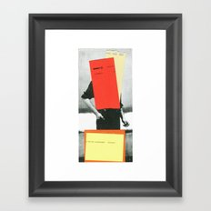 ROTHKO Framed Art Print