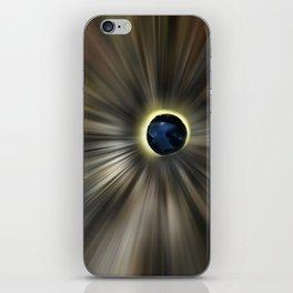 OWL Eye iPhone Skin