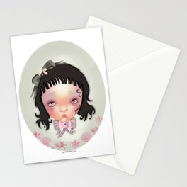 ppinkydolls art print Stationery Cards
