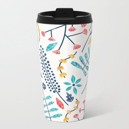Koromiko Metal Travel Mug