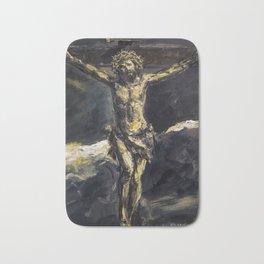 Crucified Bath Mat