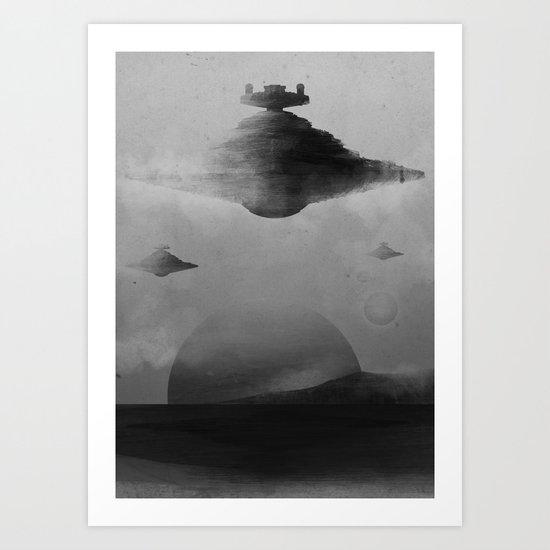 Seek And Destroy Art Print