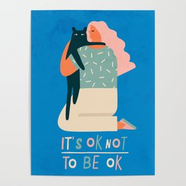 Its ok not to be ok Poster
