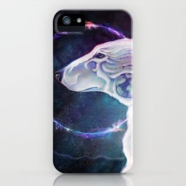 Winter King iPhone Case