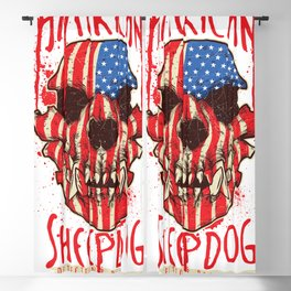 sheepdog Blackout Curtain