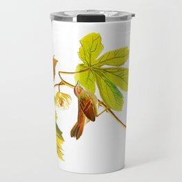 Swamp Sparrow Travel Mug