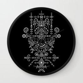 Organic symmetry Wall Clock