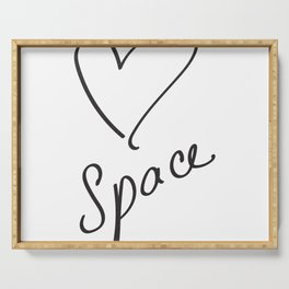 Heartspace - A Higher Frequency Love in 5D Serving Tray