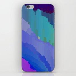 Abstact waterfall iPhone Skin