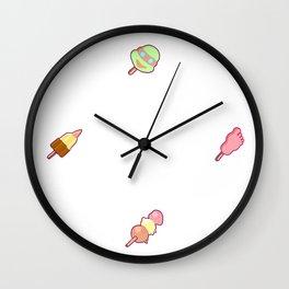 魔法のSUMMER Wall Clock