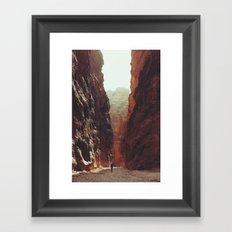 Petra I Framed Art Print