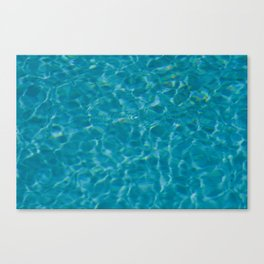 Plinko Canvas Print